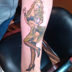 Pin-Up_tattoo_Rick_Donovan