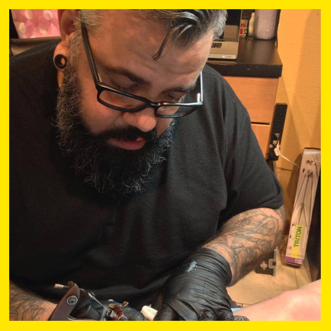 Abdiel pedraza lucky draw tattoos for Tattoo artist in fort lauderdale