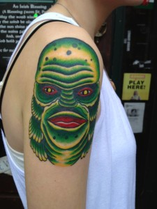 Creature_from_the_Black_Lagoon_Tattoo_Jay_Bargoil