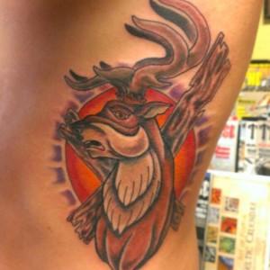 Deer_Tattoo_Johnny_Parker