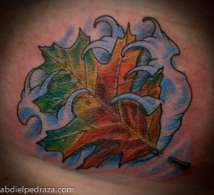 Leaf_Water_Tattoo_Abdiel_Pedraza