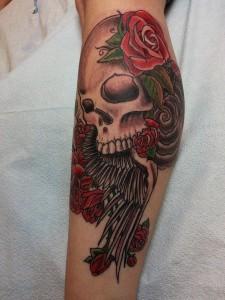 Skull_Wing_Roses_Tattoo_Phillip_Duke
