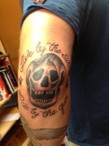 Skull_lettering_Tattoo_Jay_Bargoil